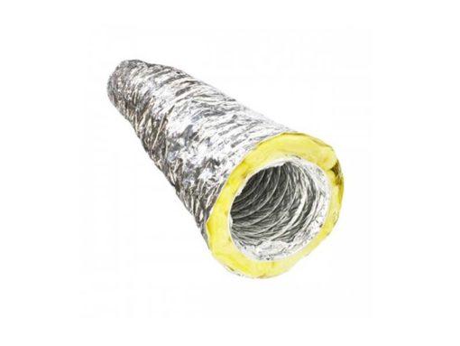 Tubo flessibile fonoassorbente 100mm-0