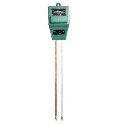 Misuratore analogico pH/umidità/lumen-0
