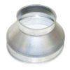 Riduzione condotta 250-200mm in metallo-0