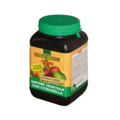 Sapone Vegetale con Citronella 350g-0