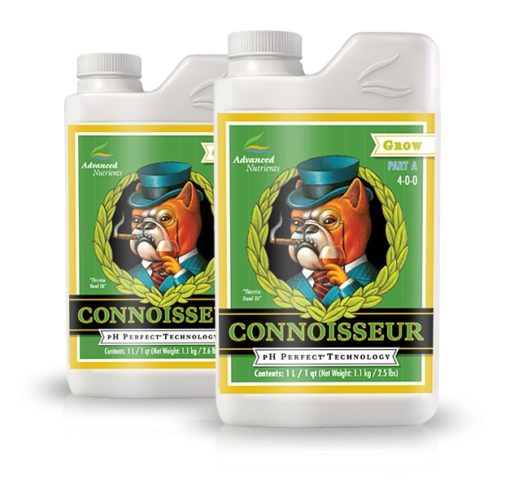 Advanced Nutrients Connoisseur Grow A+B 2X1L pH Perfect