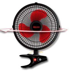 Ventilatore oscillante 20cm 23W-0
