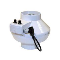 Aspiratore RVK 100mm con centralina-0