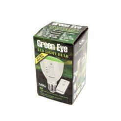 Lampada LED verde-0