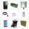 Kit coltivazione indoor Idroponica 250W CFL-0