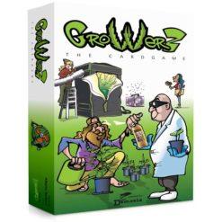 GrowerZ The card game - Gioco da tavolo-0