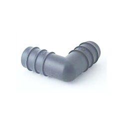 Gomito per tubo PE 25mm-0