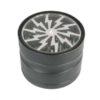 Thorinder Grinder Silver 60mm 4 parti-0