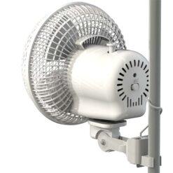 Ventilatore Monkey Fan Oscillante 2 Velocità 20W 21cm-4969