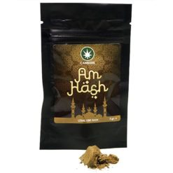 CannaBe Am Hash 3g - Estratto di Canapa Sativa-0